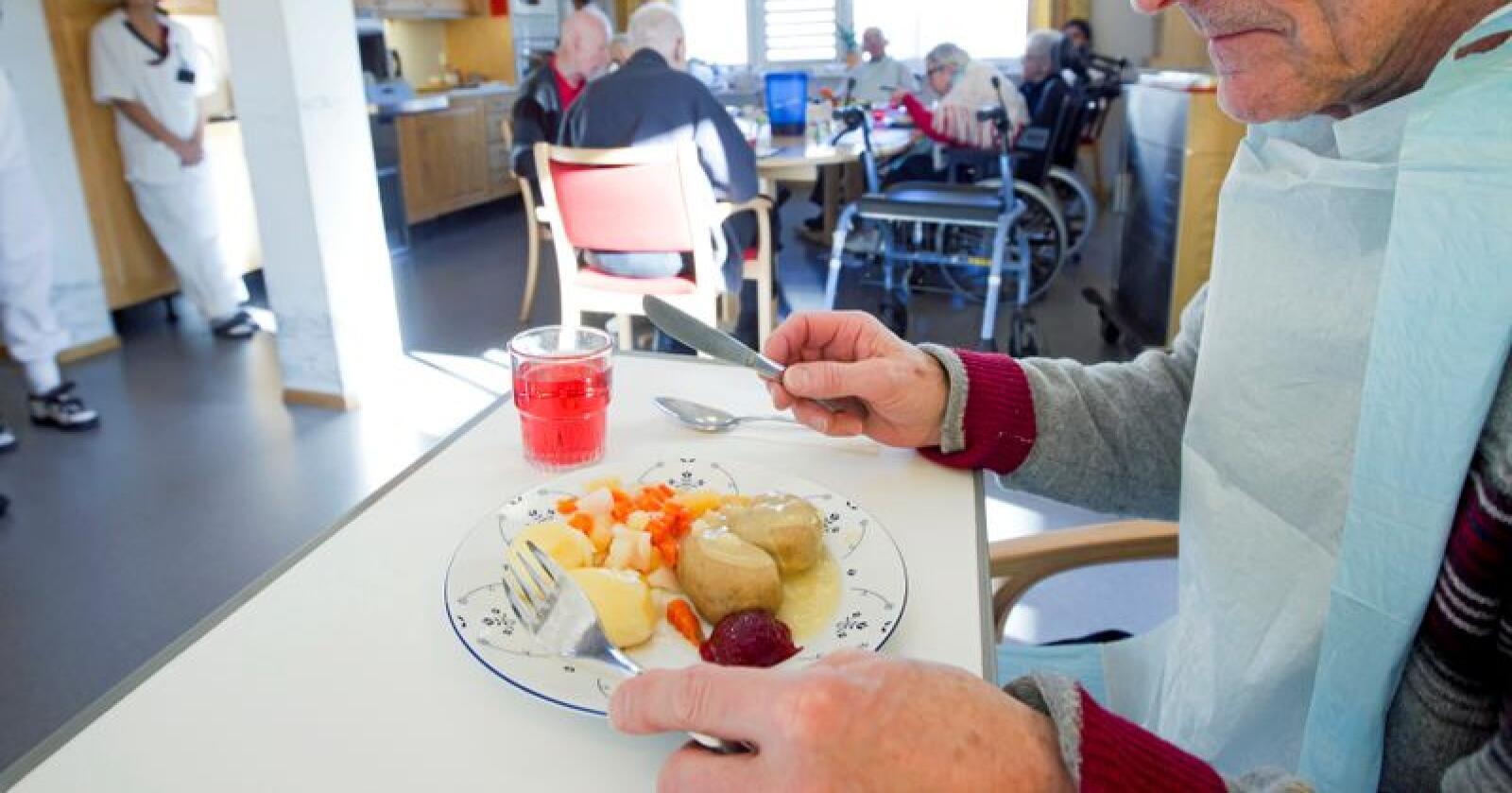 En sum under halvparten av lønna til Sylvi Listhaug skal gi tilskudd til kjøkkeninvesteringer i hele landet, skriver Else-May Botten Norderhus. Foto: Heiko Junge / NTB scanpix NB Modellklarert.