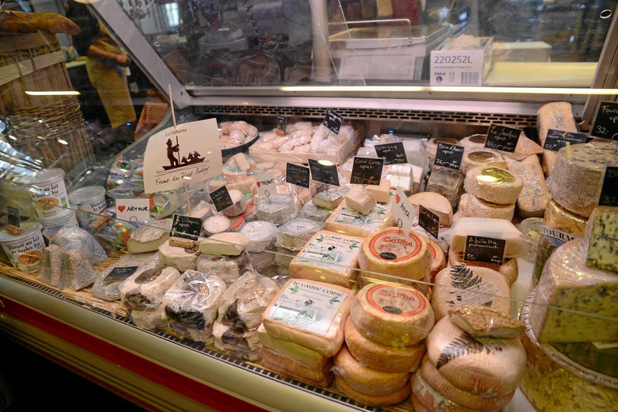 Vekst: Importen av landbruksvarer, deriblant ost, auka kraftig i fjor. Foto: Mariann Tvete