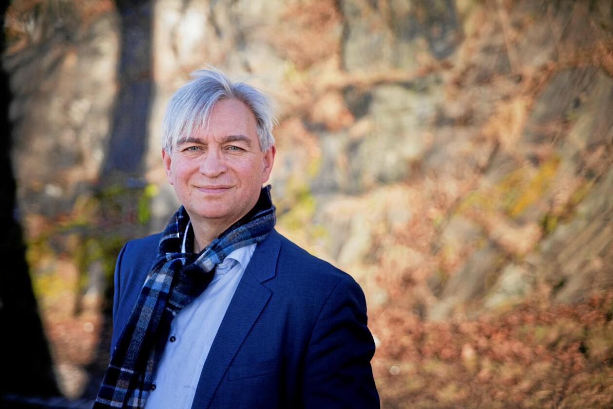 Har en allerede: Venstres André N. Skjelstad ønsker ikke en ny jordvernstrategi. Foto: Venstre