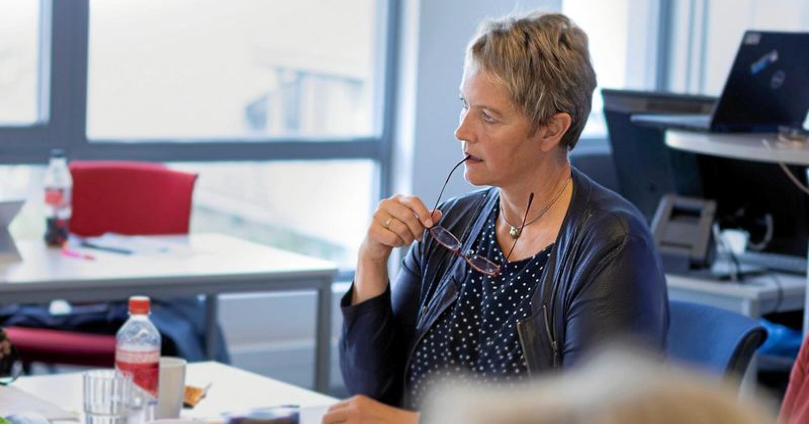 Hanne Solheim Hansen, rektor Nord universitet. Foto: Svein-Arnt Eriksen