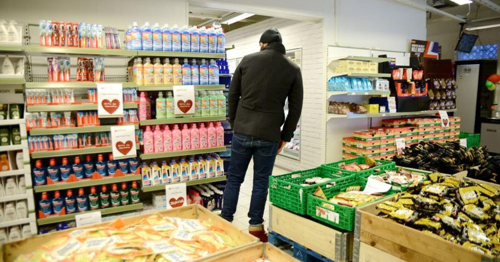 Er forbrukerne i Norge blitt for kresne? Leserbrevforfatteren mistenker at svaret er ja. Foto: Siri Juell Rasmussen