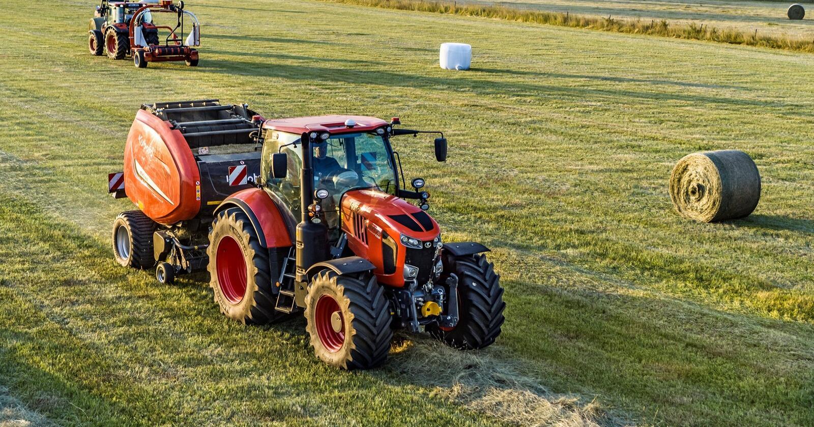 Teknologi: Traktorprodusenten Kubota kjøper selskapet AgJunction, og skaffer seg kontroll over enda mer teknologi innen landbrukssektoren.
