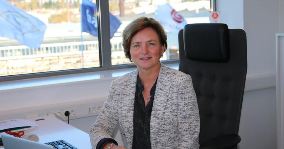 Dommen er ikke er enstemmig. Elisabeth Morthen sier at det er opp til styret i Gartnerhallen å vurdere hvorvidt saken skal ankes. (Foto: Lars Olav Haug)