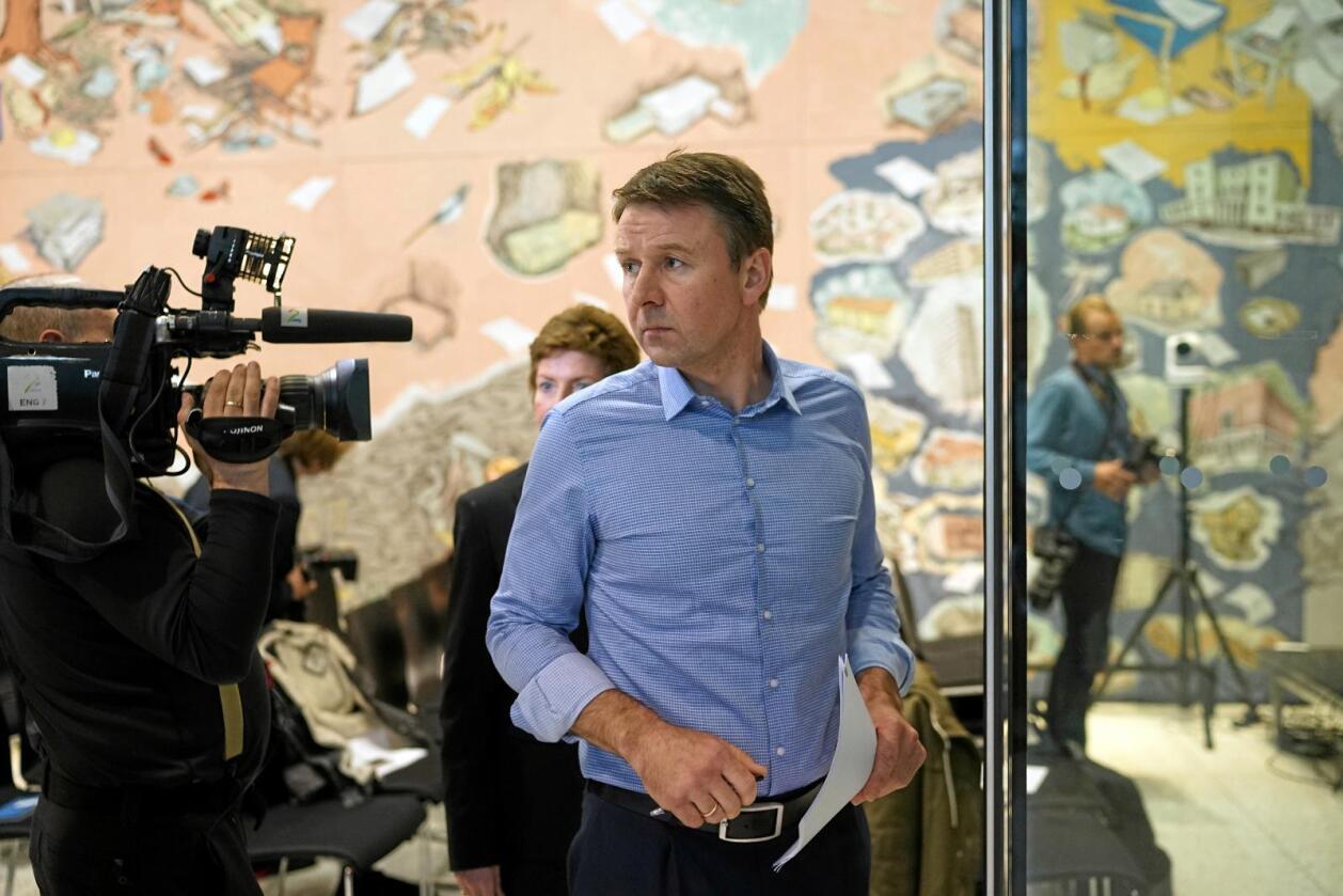 Avviser: Lars Petter Bartnes avviser nye forhandlingar. Foto: Ketil Blom Haugstulen