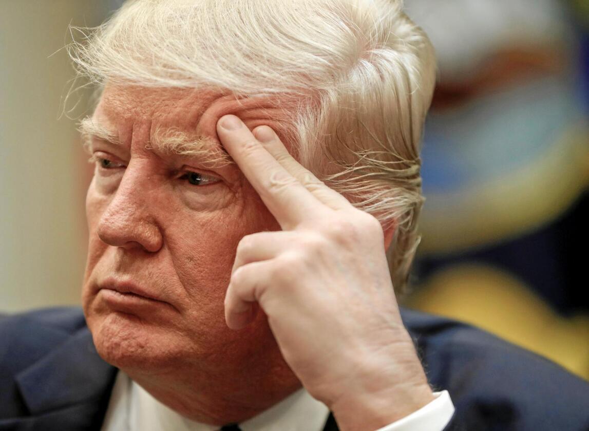 Midtpunkt: USAs president Donald Trump skaper bølger i verdens handelspolitiske systemer, men mer globalisering kan komme raskt, skriver kronikkforfatteren. Foto: Pablo Martinez Monsivais / AP / NTB Scanpix
