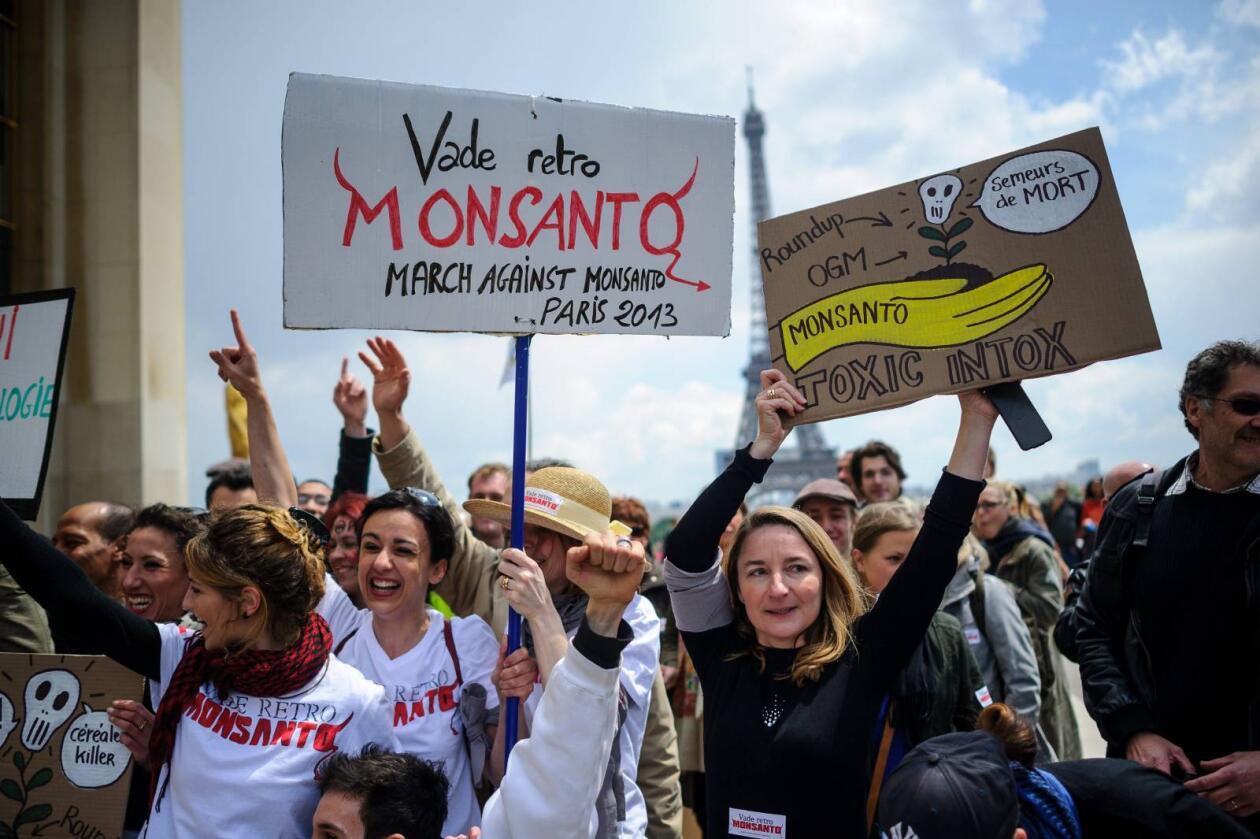 Engasjement: Bruken av genmodifiserte organismer engasjerer mange.