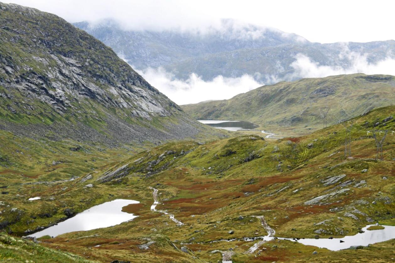 Forvaltning: Bygdeallmenningane forvaltar av fjell og utmark. Foto: Lars Bilit Hagen
