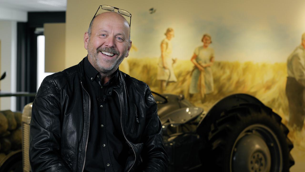 Bjørn Rygg etablerer BRI Landbruksbygg for å bli totalentreprenør på landbruksbygg. Arkivfoto: Norsk Landbruk