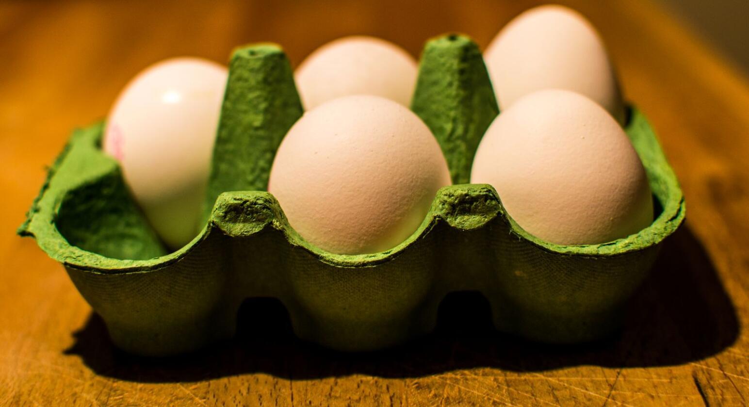 Fugleinfluensa-utbruddet i Sverige har ført til eggmangel. Foto: Mostphotos