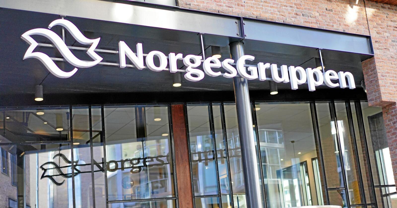 Makt: Norgesgruppen har, saman med dei andre to kjedene Coop og Rema 1000, styrka makta si dei siste ti åra. Foto: Benjamin Hernes Vogl