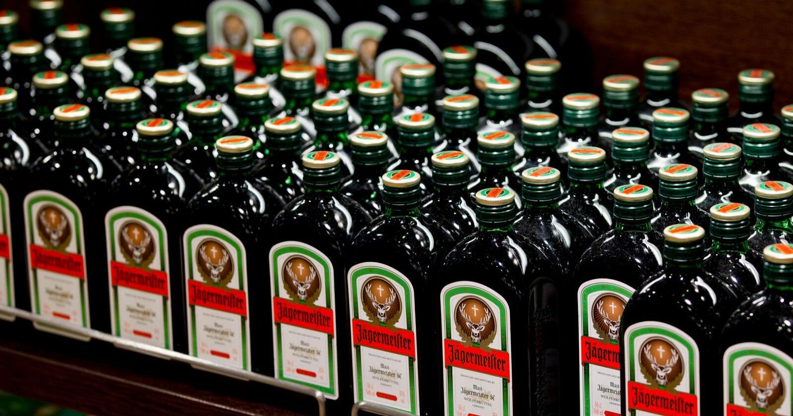 KrF ønsker merking av alkohol med advarsler. Foto: Vegard Grøtt / NTB