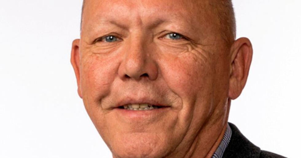 Arbeiderpartiet Øystein Langholm Hansen sier partiet ikke lenger vil støtte regjeringens forslag til ny postlov. Foto: Peder Mydske/Stortinget