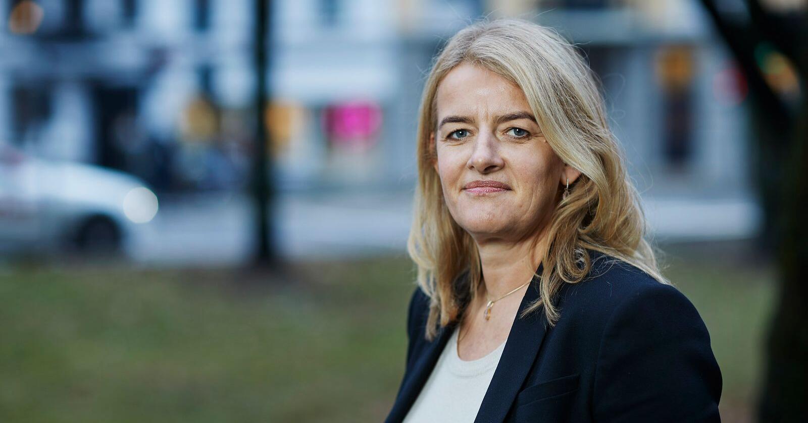 Undersøkelsene vi sender ut vil være anonymisert, forklarer adm. dir. i Mattilsynet, Ingunn Midttun Godal. (Foto: www.gudim.no)