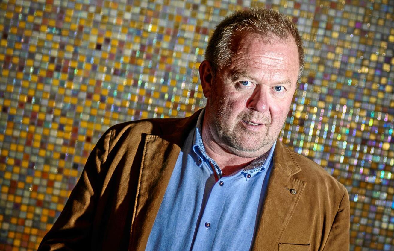 Kritisk til Acer: Jan Olav Andersen. Foto: Kristian Brustad