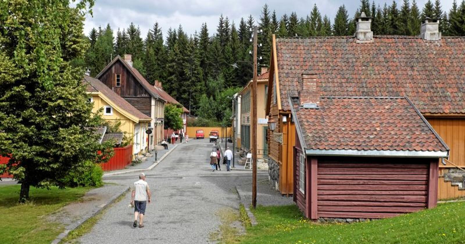 Stiftelsen Lillehammer museum har ansvaret for flere museer, blant annet Maihaugen. Bør museene slås sammen? Foto: Marianne Løvland / NTB scanpix