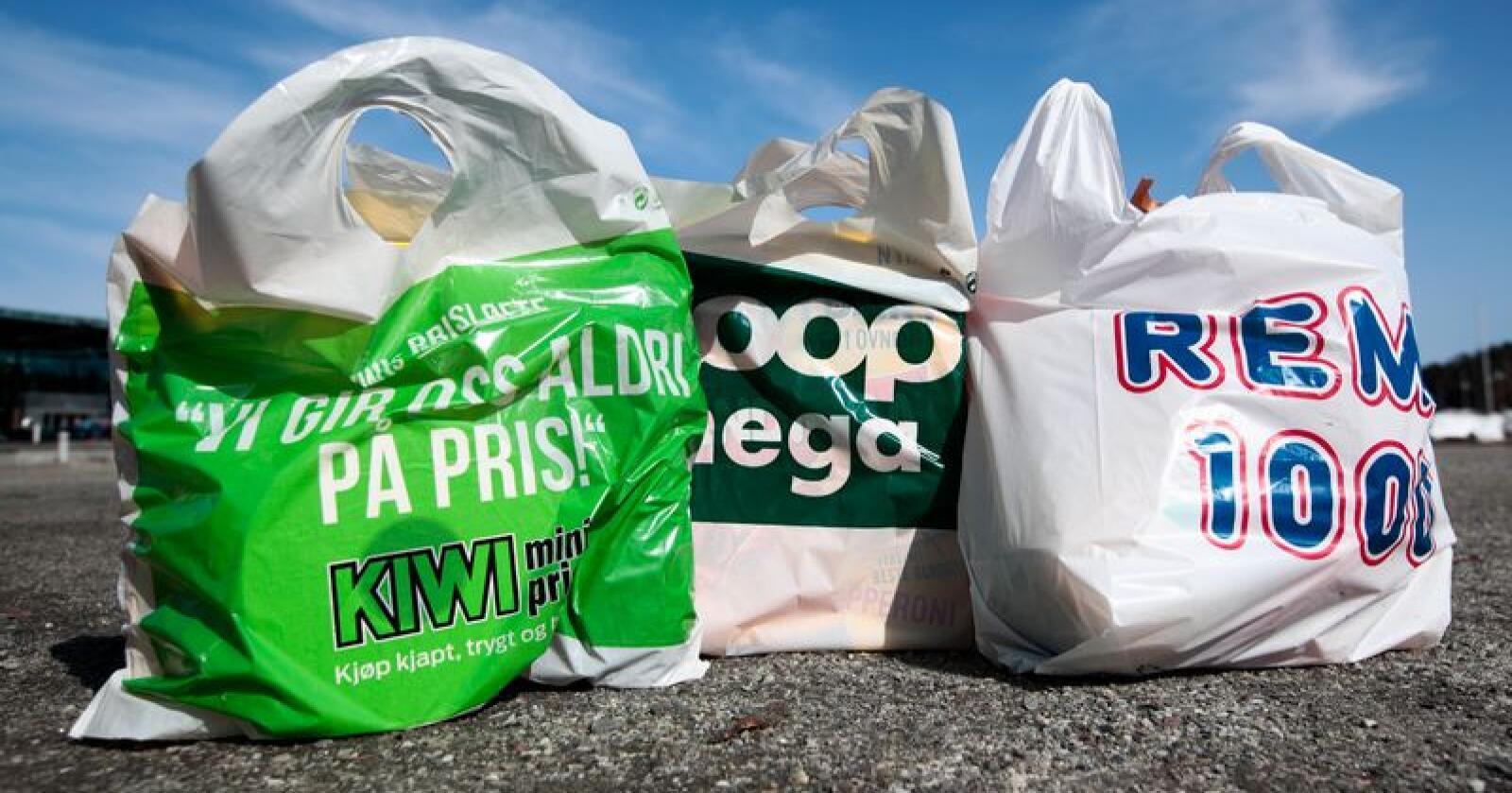 Forbrukerrådet mener det er for mange små butikker og vil gjøre det lettere for lokale planmyndigheter å regulere etableringen av disse. Illustrasjonsfoto: Lise Åserud / NTB scanpix
