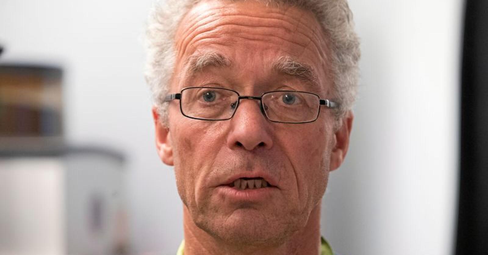 Rasmus Hansson skal være med på programarbeidet i Miljøpartiet De Grønne fram mot stortingsvalget i 2021. Foto: Terje Bendiksby / NTB scanpix