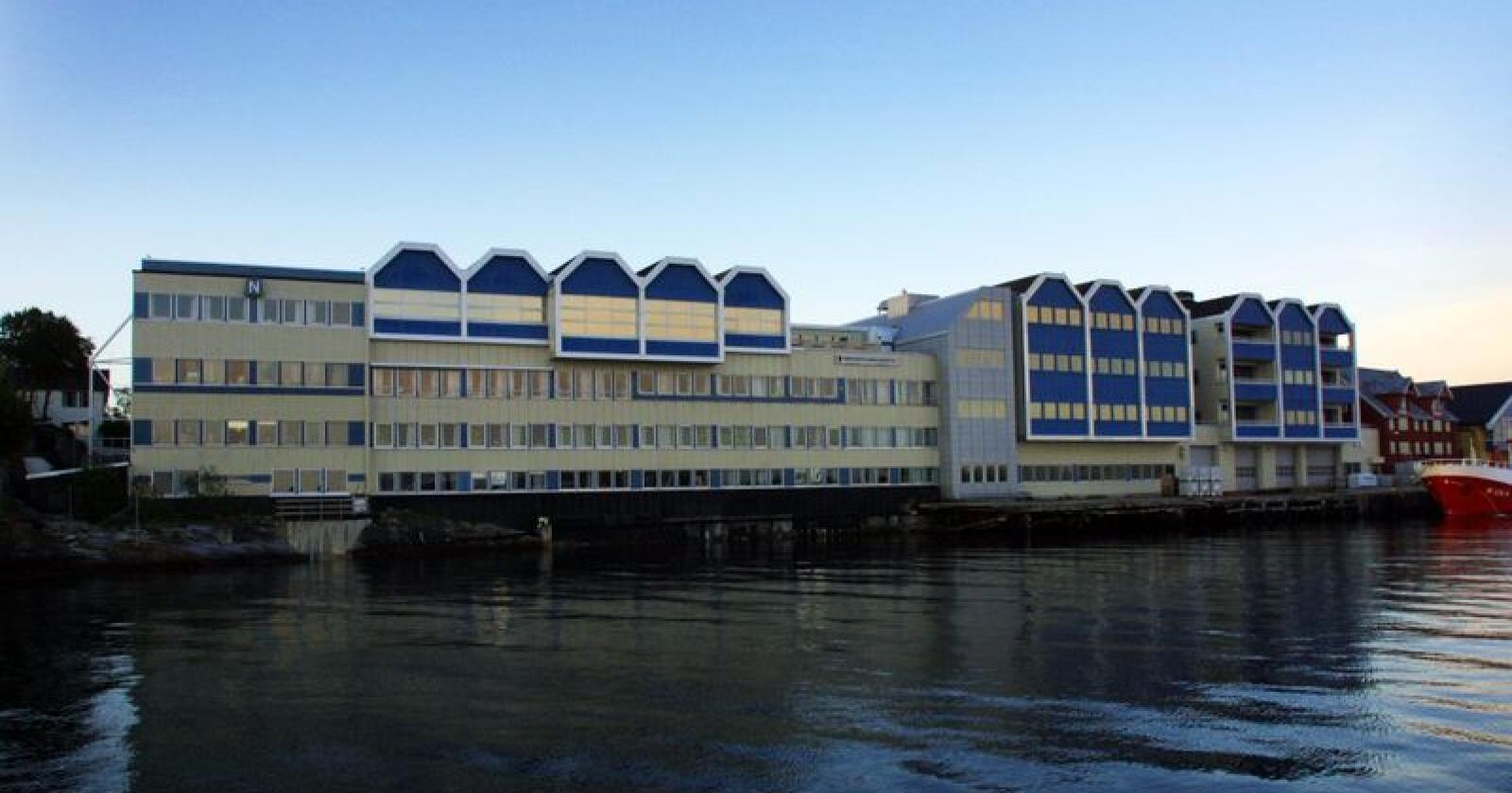 Registerenheten i Brønnøysund, kjent som Brønnøysundregistrene, har omtrent 575 ansatte. Arbeidet med Altinn er en viktig del av det. Foto: Gorm Kallestad / SCANPIX