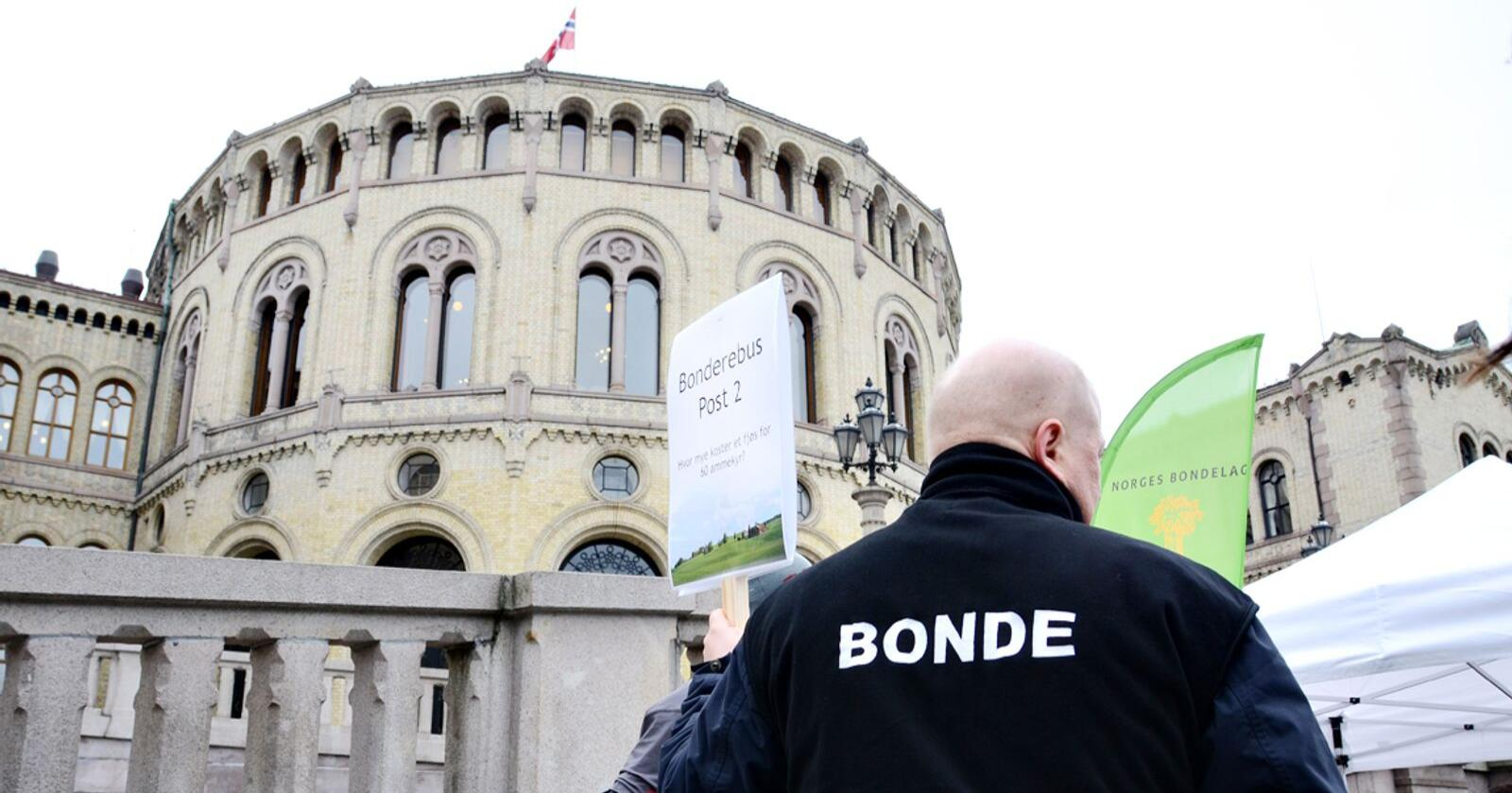Klage: Bør klagebehandlingen flyttes ut fra Mattilsynet? Flere landbrukspolitiske talspersoner til partiene på Stortinget støtter dette. (Arkivfoto)