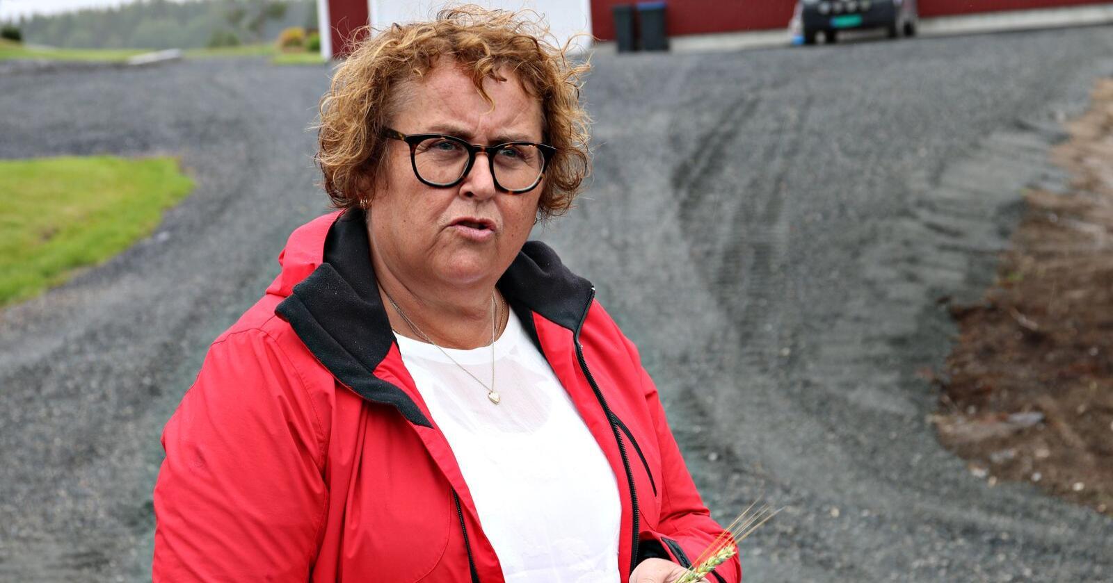 Feil og villedende merking av norske landbruksprodukter irriterer mange. Nå vil landbruks- og matministeren innkalle de store kjedene til møte for å komme problemet til livs. (Foto: Lars Olav Haug)