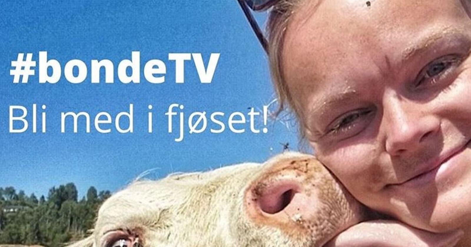 Skjermdump: Norges Bondelag/Instagram