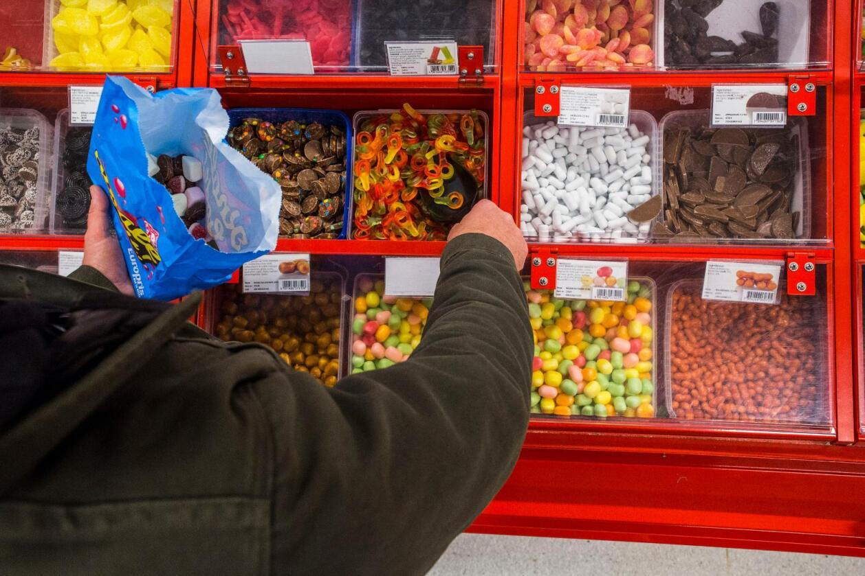 En kraftig økning i sukkeravgiften har fått bransjen til å se rødt. Foto: Mariam Butt / NTB scanpix
