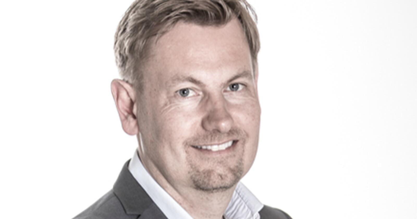 Lars Gunnar Johnsen går fra rollen som salgsdirektør for Gilde og rødt kjøtt til konserndirektør for rødt kjøtt i Nortura. Foto: Nortura
