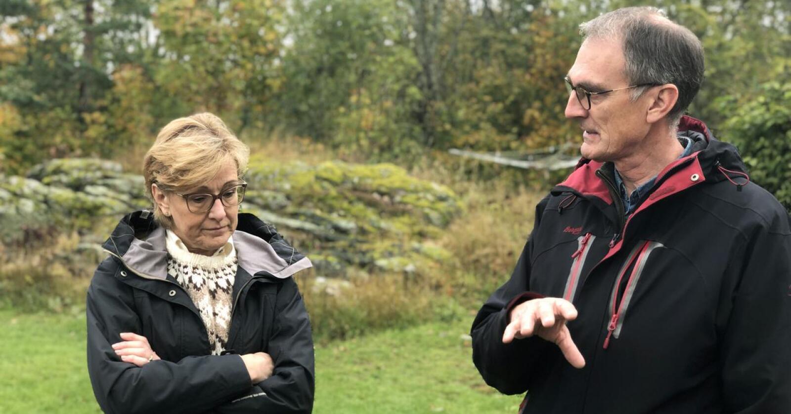 Harald Moskvil har tidligere vært kritisk til en del av Norges Bondelags prioriteringer, men skryter av årets krav. Foto: Lars Bilit Hagen
