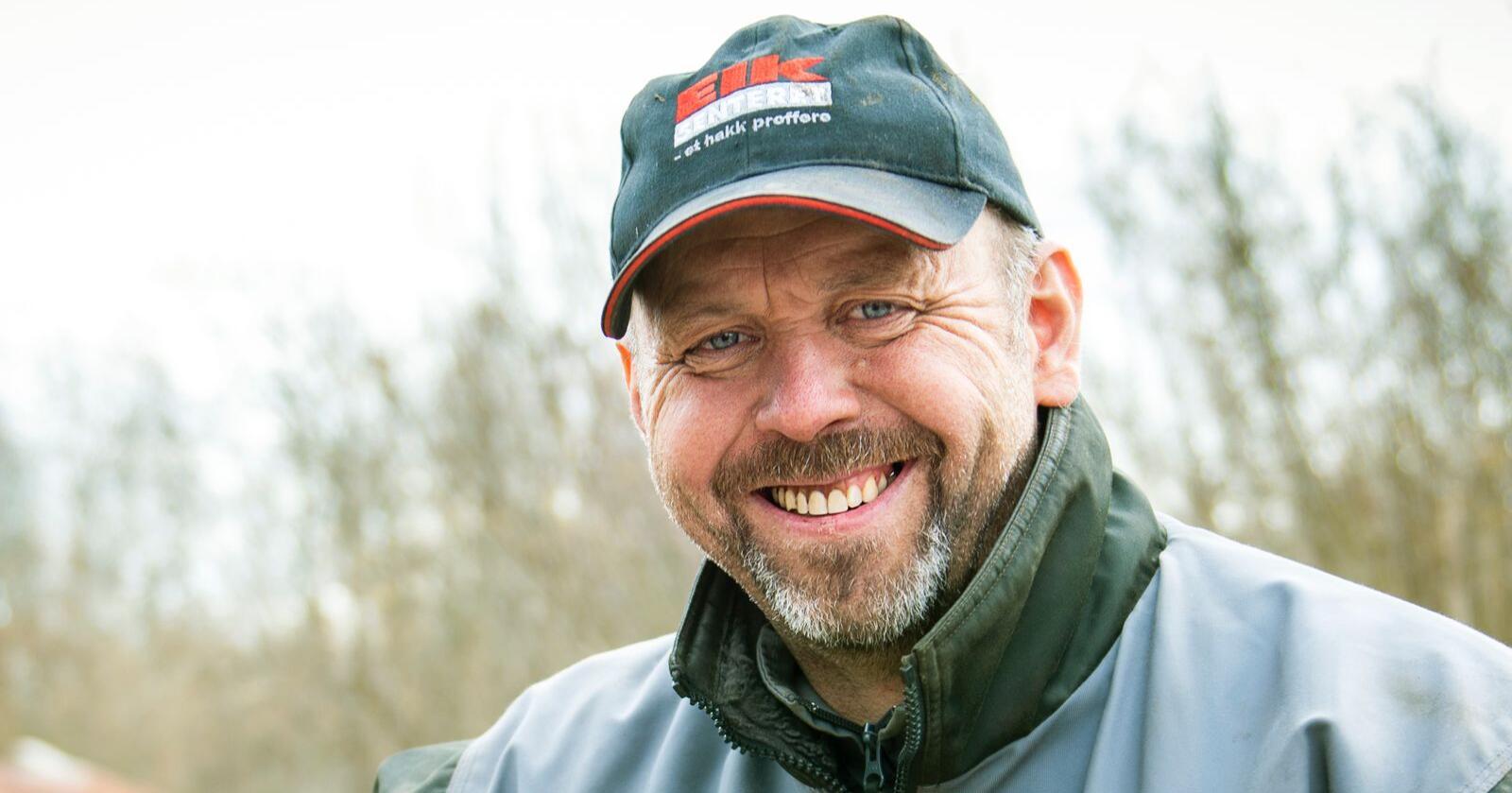 Bjørn Rygg eier industrikonsernet BR Industrier, som igjen eier både industri og forhandlere i landbruket.