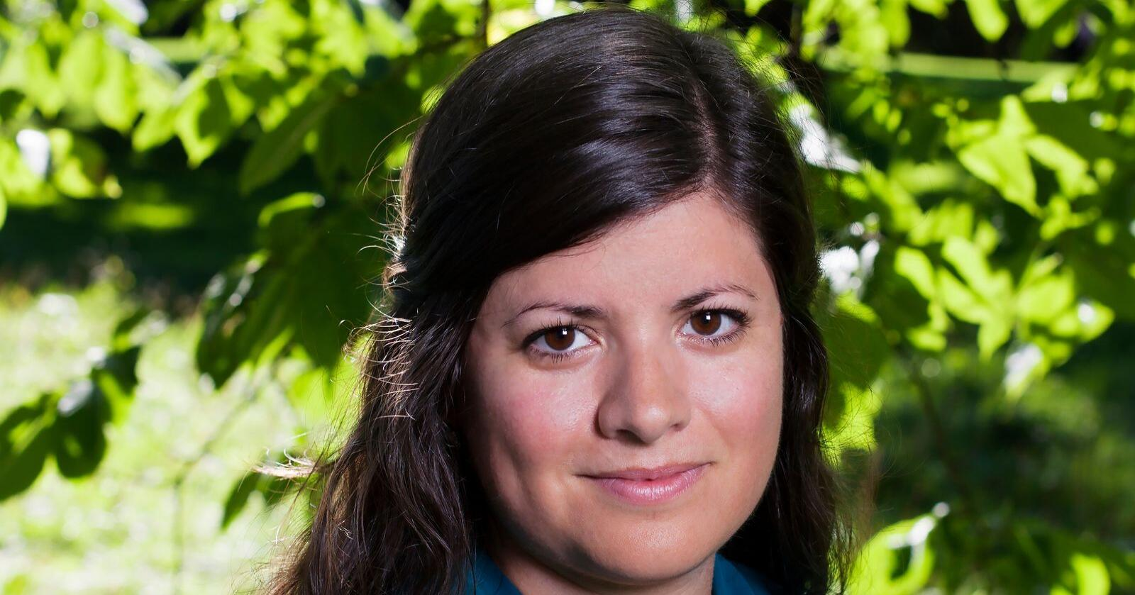 Kampen mot plast på avveie er en kamp for all natur, også i Snåsa. Det skroiver Karoline Andaur, generalsekretær i WWF Verdens naturfond. (Foto: WWF)