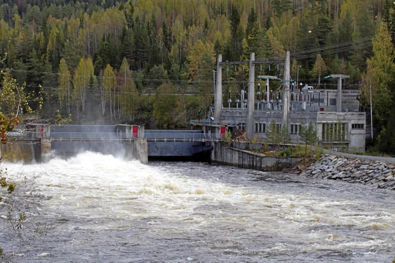 Kraft: Norske strømkunder må ta rekningen for krafteksport til utlandet, skriver Hogne Hongset. Foto: Terje Bendiksby / NTB scanpix