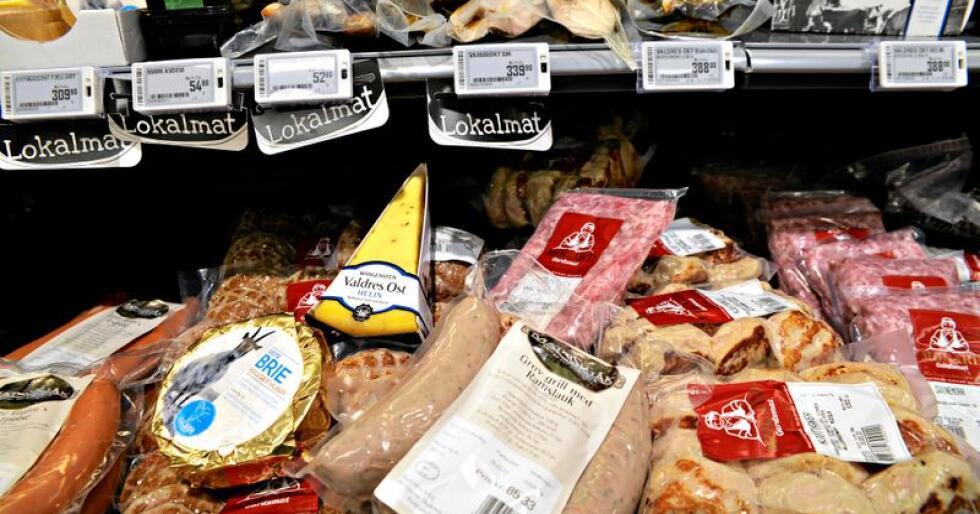 Lokalmat: Vi kjøper norske matspesialitetar for over 11 milliardar. Foto: Mariann Tvete