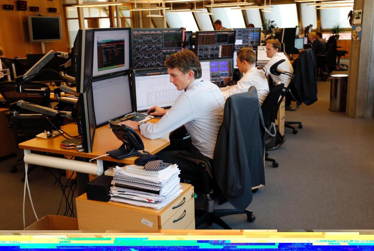 Herfra forvaltes oljefondet. Foto: Lise Åserud / NTB scanpix