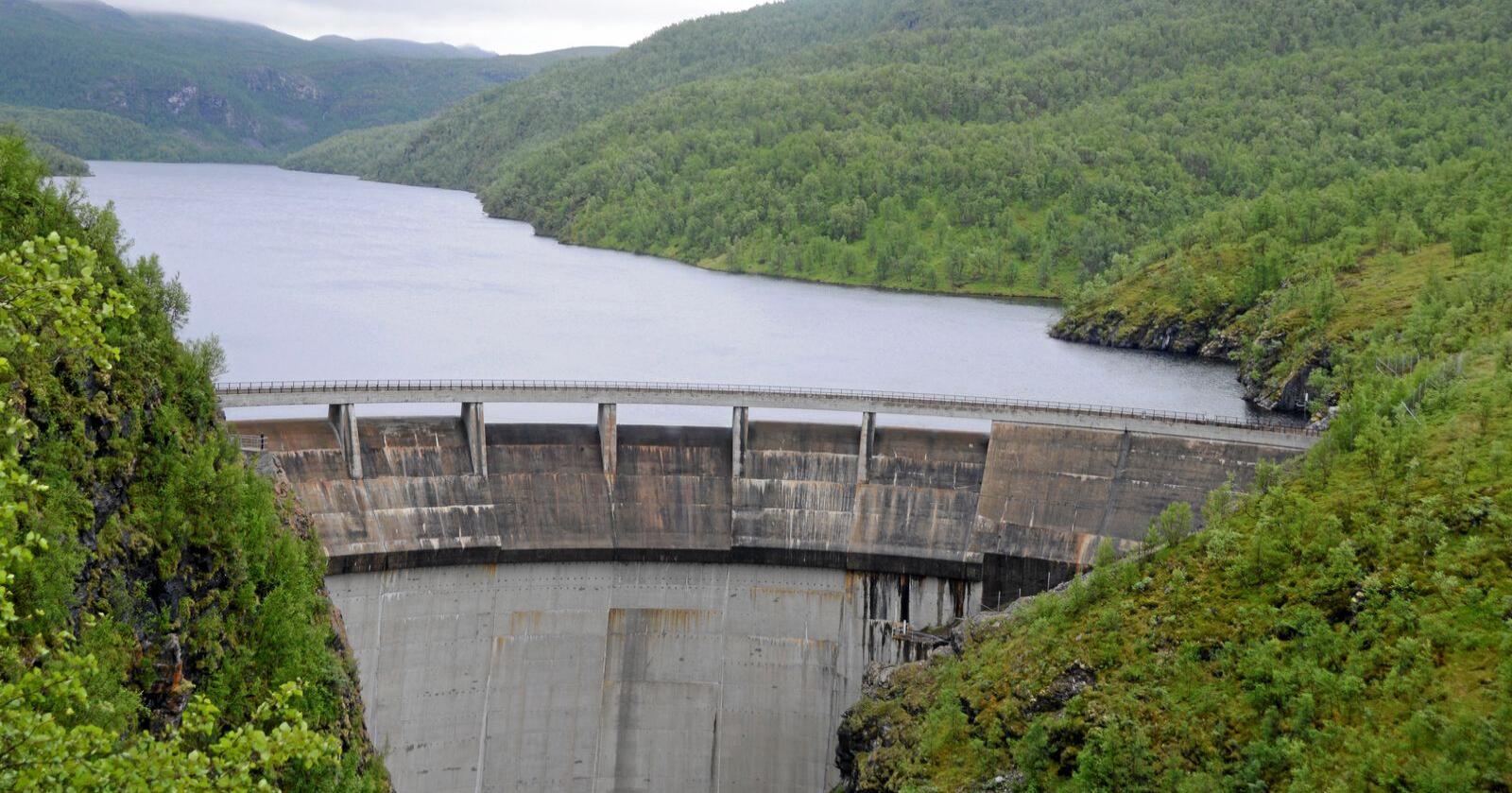 I Norge er vi heldig å ha et stort energipotensial i både vann- og vindkraft. Dette er en kjempemulighet for Norge, skriver Ole Gunnar Dahlhaug. Foto: Mariann Tvete