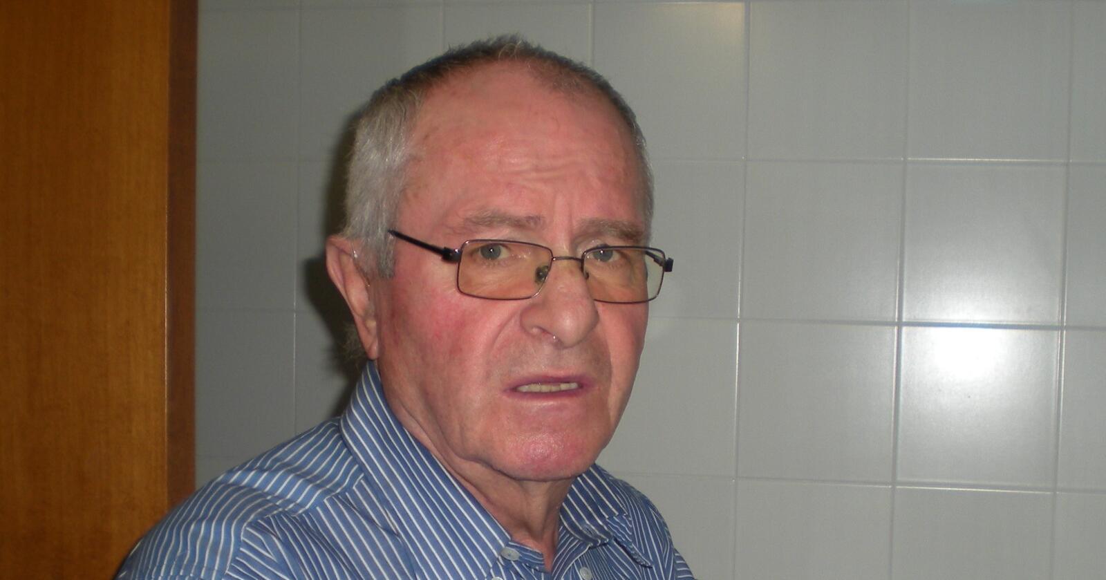 Olav Bjotveit er pensjonert sivil agronom. Han har jobbet 37 år i Bondelaget, blant annet med EU-avstemningen i 1994.