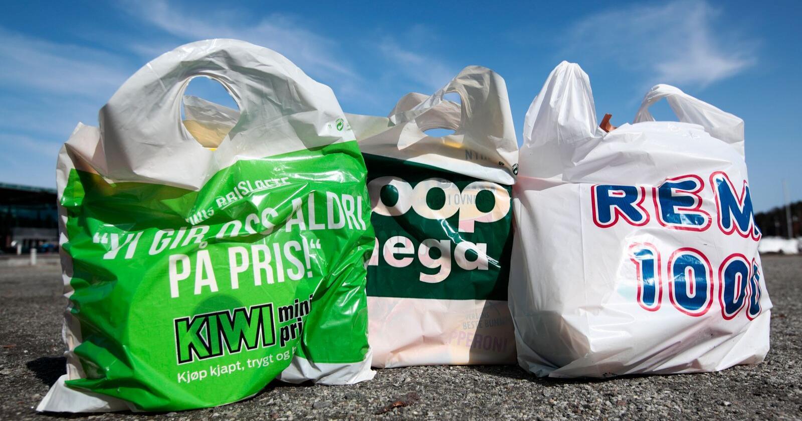 Konkurransetilsynet slo nylig fast i en rapport at det er forskjeller i innkjøpspriser mellom de tre store dagligvareaktørene. Foto: Lise Åserud / NTB scanpix