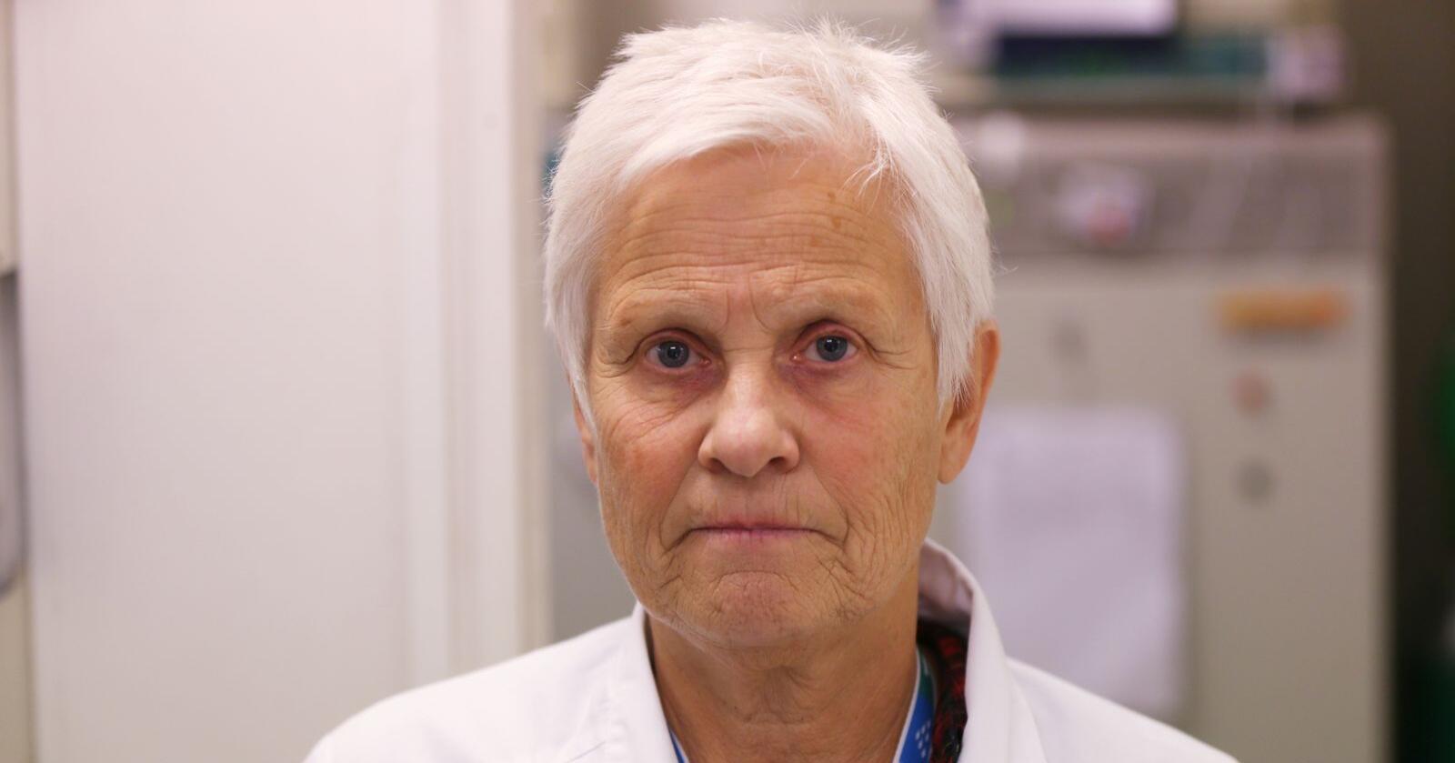 Jorun Jarp er fra 1. mai er hun konstituert som administrerende direktør i Veterinærinstituttet. Arkivfoto: Ørn E. Borgen / NTB