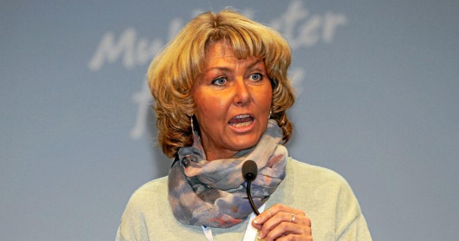 Hanne Alstrup Velure. Foto: Kjetil Ree CC BY-SA 3.0