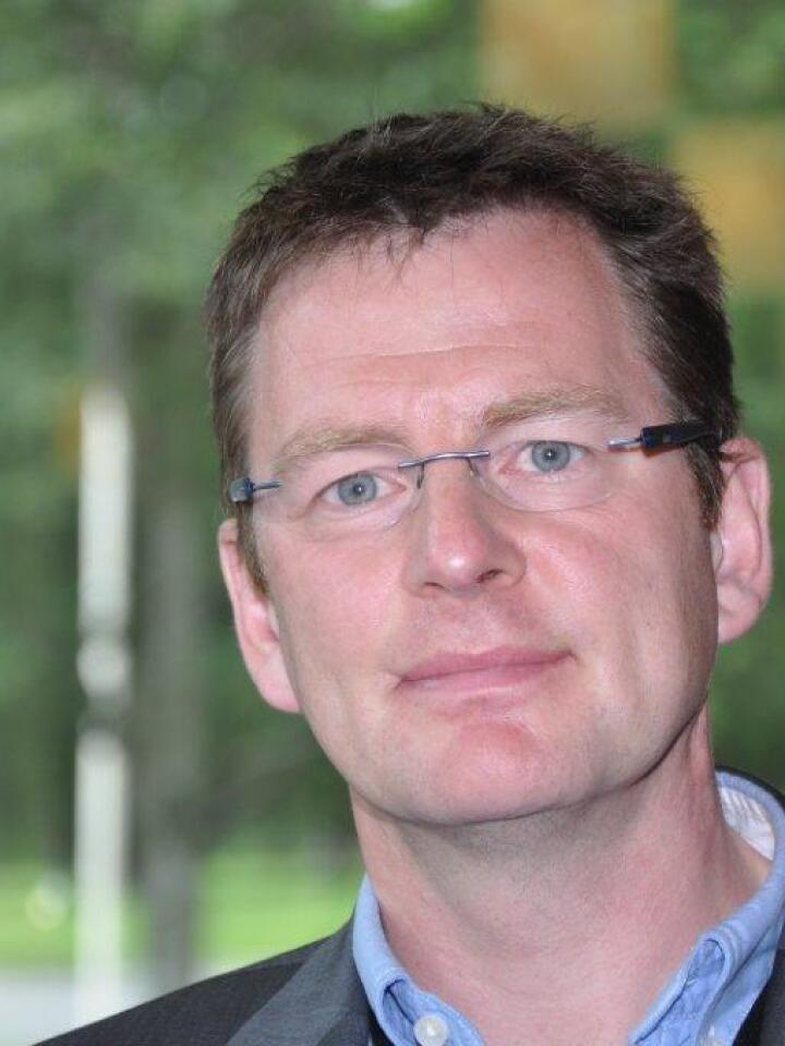 Gaute Lenvik tiltrer jobben som adm. direktør i Norsk Landbrukssamvirke senest 1. juni 2021. (Foto: Privat)