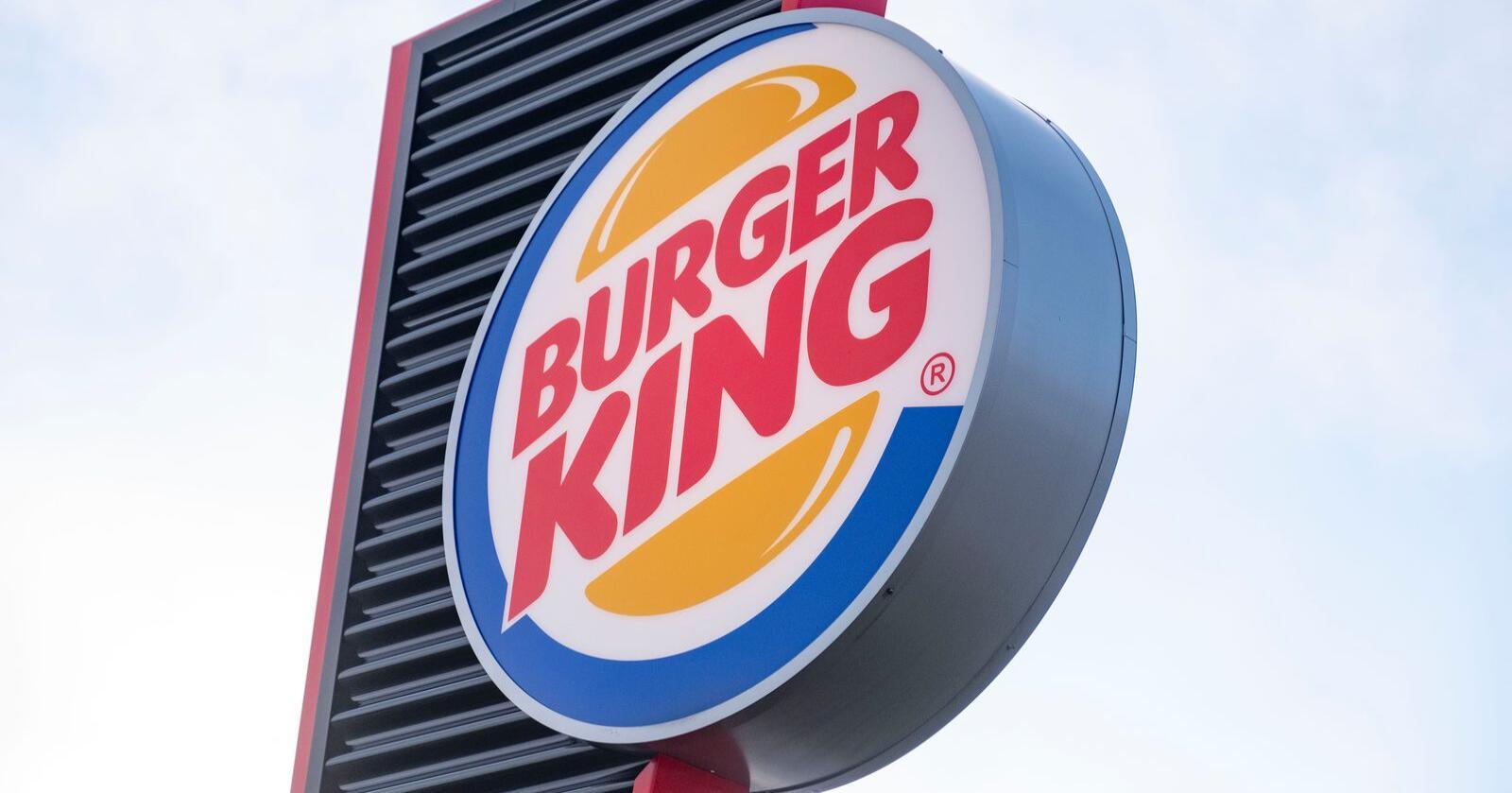 Burger King solgte 27.000 færre hamburgere i mars på grunn av virusutbruddet. Nå er selskapet i forhandlinger med mange gårdeiere om reduksjon i husleien. Foto: Tor Erik Schrøder / NTB scanpix