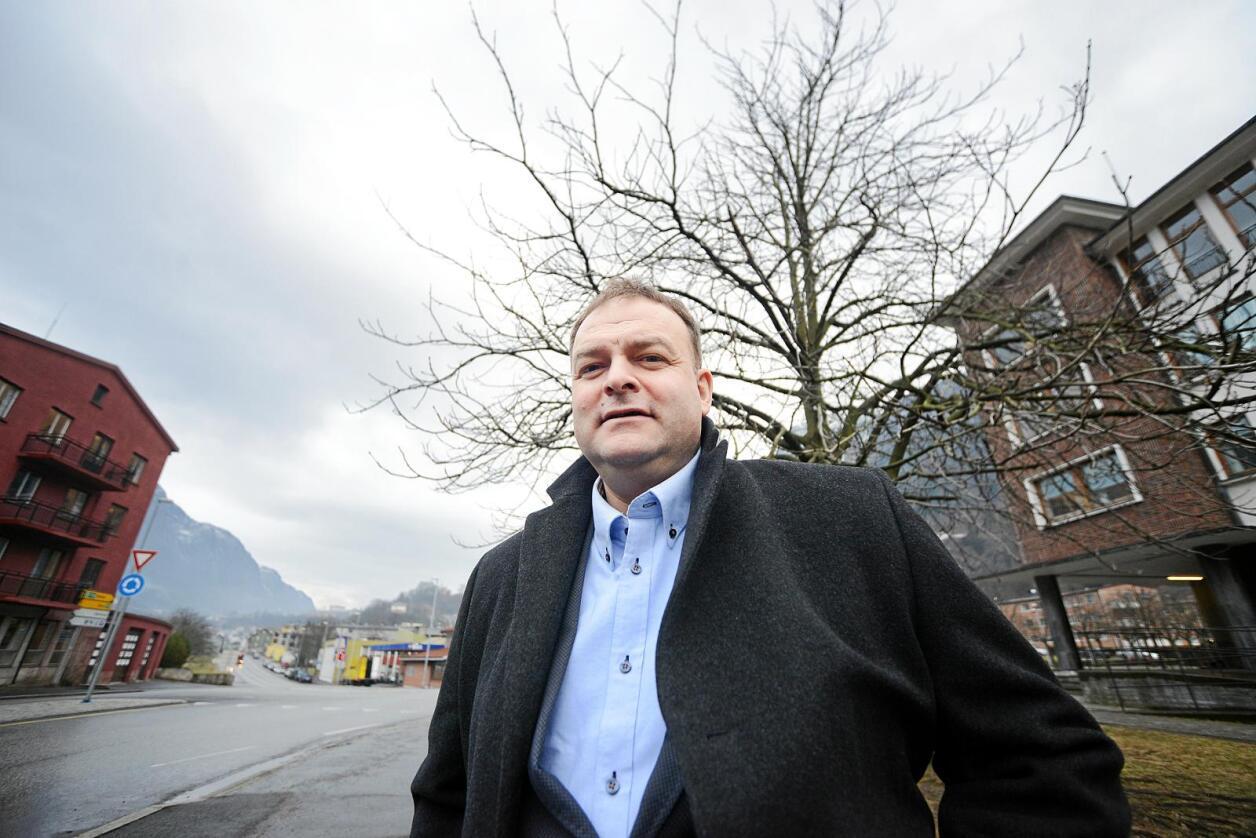 Ordfører i Odda, Roald Aga Haug (Ap), sier at han nå jobber opp mot partiene på Stortinget. Foto: