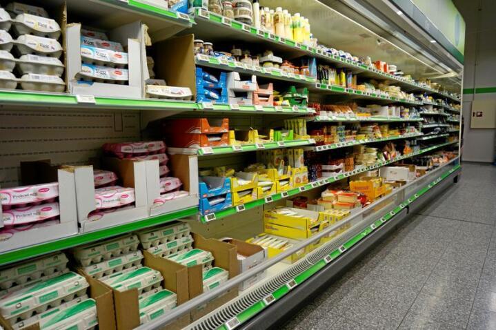 Det finnes en rekke laktosefrie produkter på det norske markedet, og salget av laktosefri melk øker. Foto: Mariann Tvete