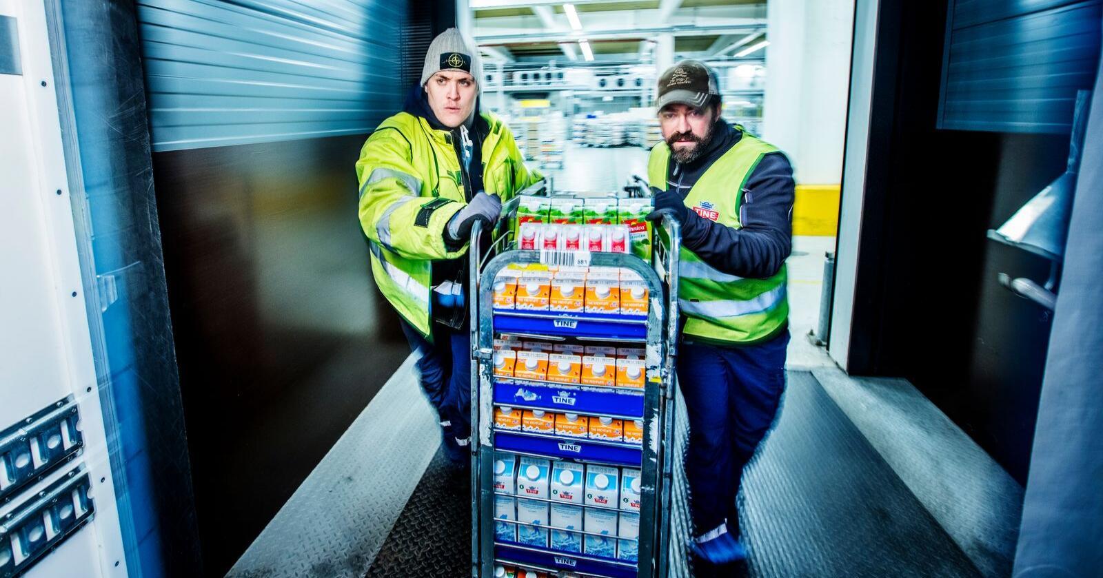 Koronakrisen har forandret nordmenns syn på melk og melkeproduksjon, mener Opplysningskontoret for Meieriprodukter. (Foto: Tine)