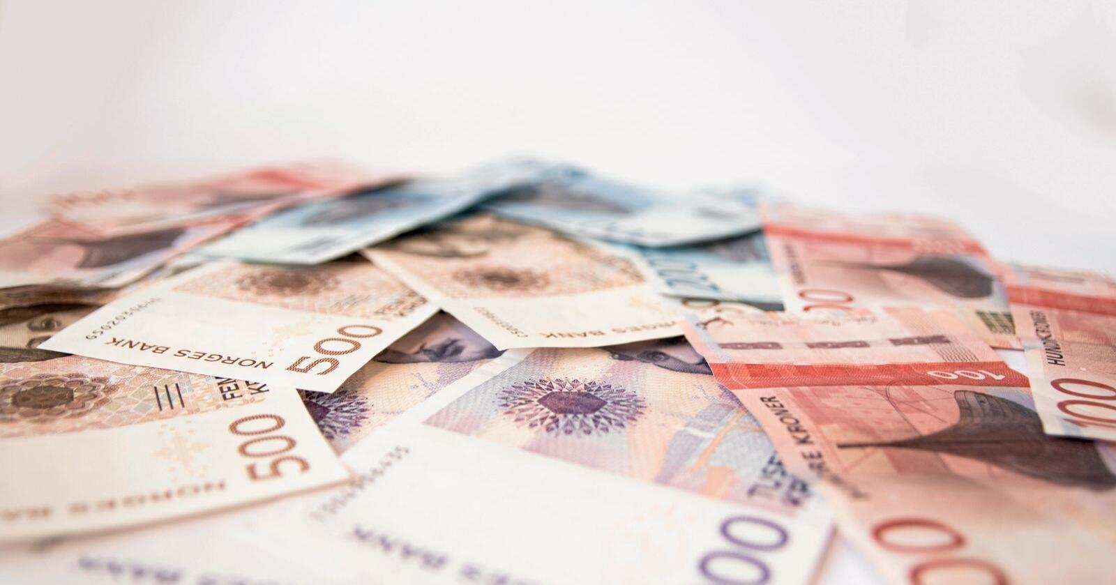 Akershus Senterparti frykter regjeringen vil bruke den svake kommuneøkonomien som en unnskyldning for en ny runde med kommunesammenslåinger. Foto: Mostphotos