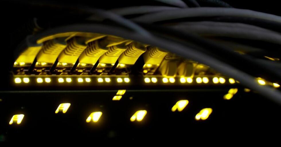 86 prosent av husstandene i Norge har tilgang til bredbånd med høy hastighet, viser Nasjonal kommunikasjonsmyndighets årstall for bredbåndsdekning. Foto: Lise Åserud / NTB scanpix