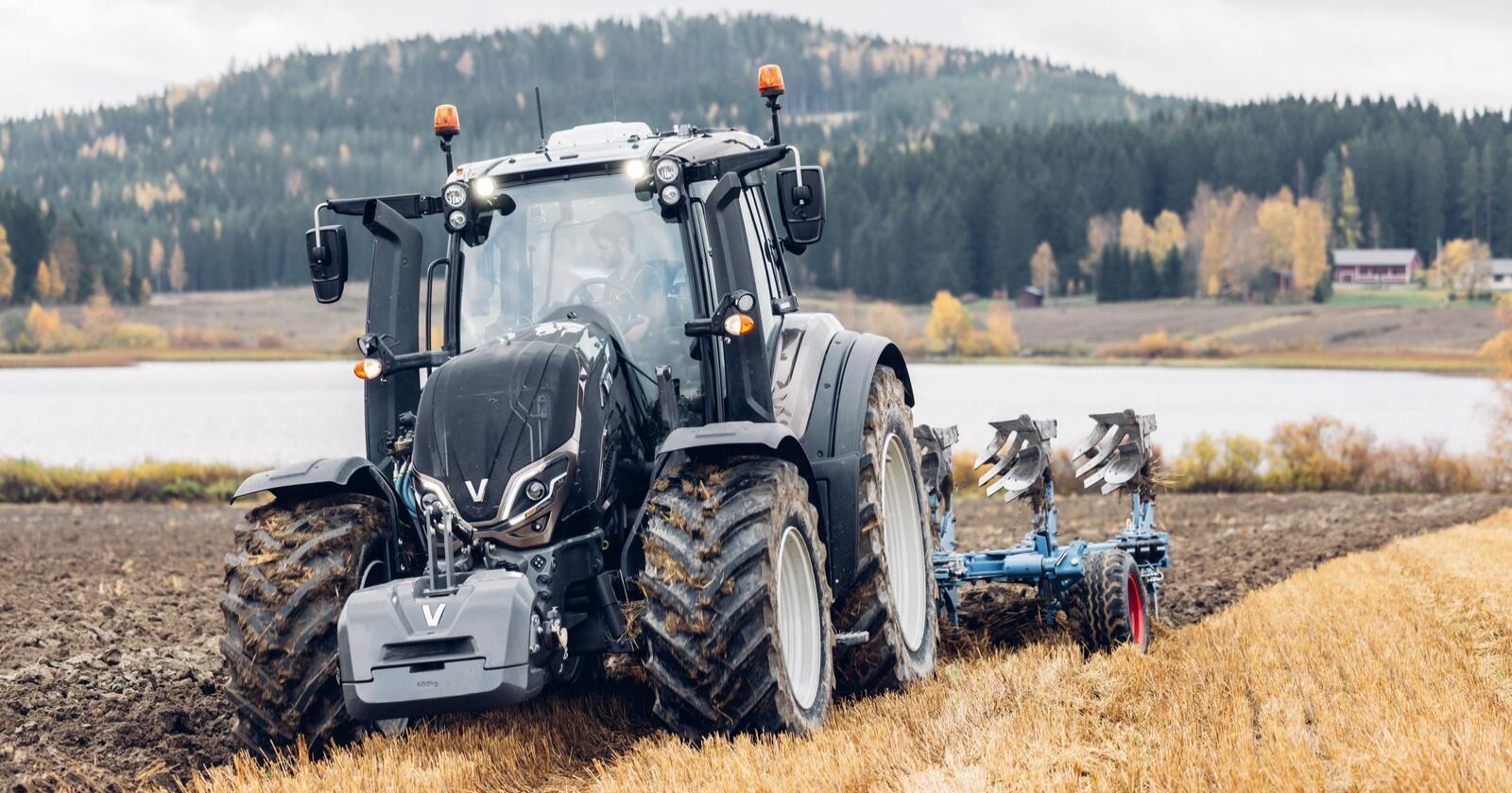 Oppgradert: Valtra har oppgradert sine N og T-modeller. Hovedoppgraderingene har skjedd i hytta og med teknikken.