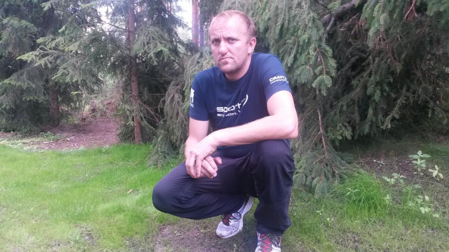 Odd Arne Ås frykter at belastningene etter ulvesaken vil prege ham resten av livet. 25.000 kroner i oppreisning blir lite i en slik sammenheng, mener han. Foto: Privat