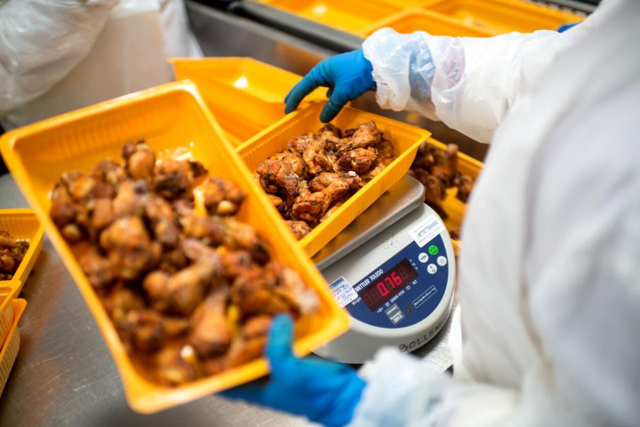 Norsk Kylling økte salgsinntektene med nær 180 millioner kroner i pandemiåret. Foto: Ketil Blom Haugstulen
