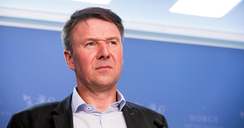 Bondelagsleder Lars Petter Bartnes mener endringer kan redde Mattilsynet fra den nåværende tillitskrisen.Foto: Terje Pedersen / NTB scanpix