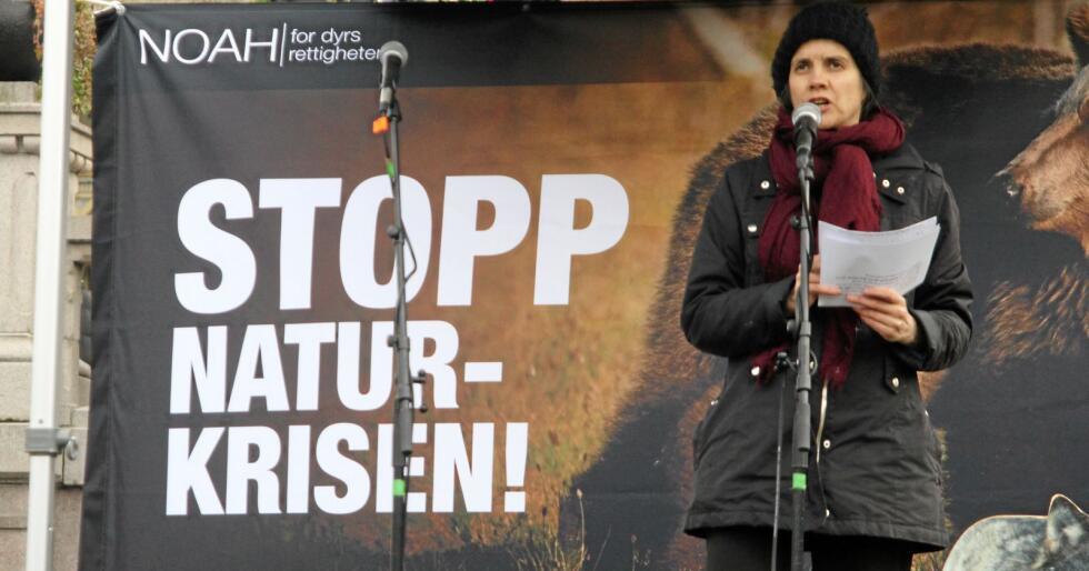 Debatt: Bør Noah få støtte fra Landbruksdepartementet eller ikke? Foto: Christiane Jordheim Larsen